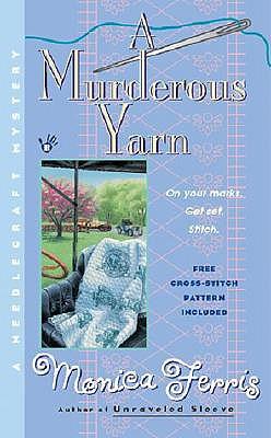 A Murderous Yarn - Ferris, Monica