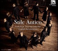 A Musical Journey into the English Renaissance - Benjamin Clark (tenor); Graham Bier (bass); Katy Hill (soprano); Kirsty Hopkins (soprano); Stile Antico