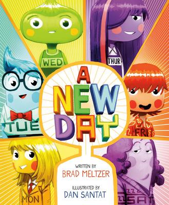A New Day - Meltzer, Brad