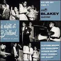 A Night at Birdland, Vol. 1 [Reissue] - Art Blakey