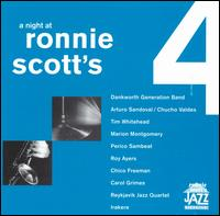 A Night at Ronnie Scott's, Vol. 4 - Various Artists