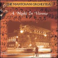 A Night in Vienna [Mantovani/Excelsior] - The Mantovani Orchestra