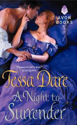 A Night to Surrender - Dare, Tessa