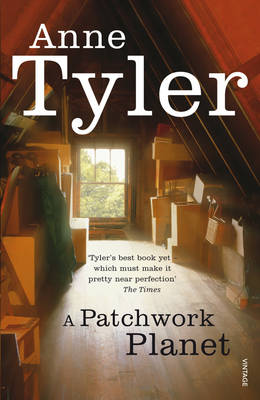 A Patchwork Planet - Tyler, Anne