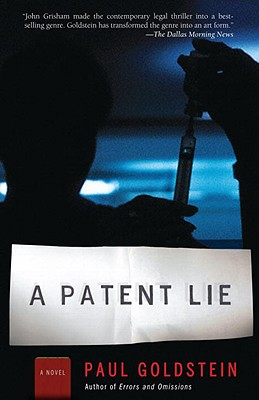 A Patent Lie - Goldstein, Paul