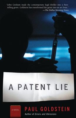 A Patent Lie - Goldstein, Paul