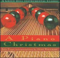 A Piano Christmas - Stan Whitmire