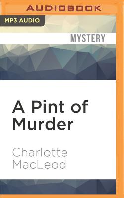A Pint of Murder - MacLeod, Charlotte