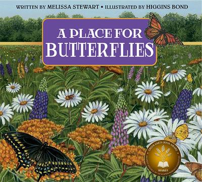 A Place for Butterflies - Stewart, Melissa