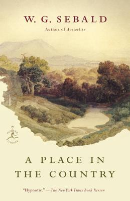 A Place in the Country - Sebald, W G, and Catling, Jo (Translated by)