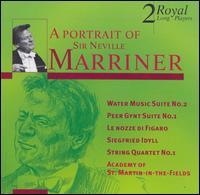 A Portrait of Sir Neville Marriner - Bernard Soustrot (trumpet); Ian Watson (harpsichord); Iona Brown (violin); Maurice André (trumpet);...