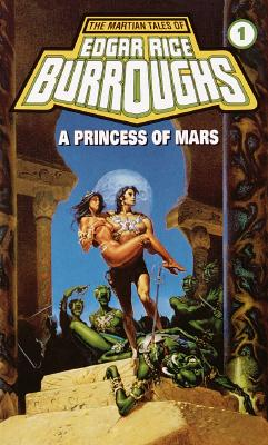 A Princess of Mars - Burroughs, Edgar Rice