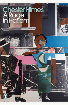 A Rage in Harlem - Himes, Chester