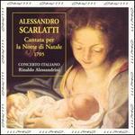 A. Scarlatti: Cantata per la Notte di Natale