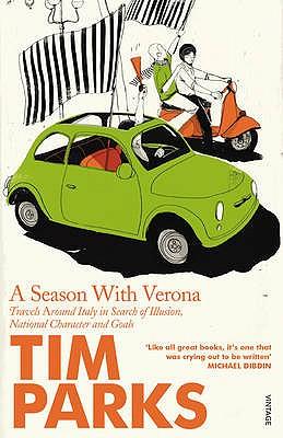 A Season With Verona - Parks, Tim