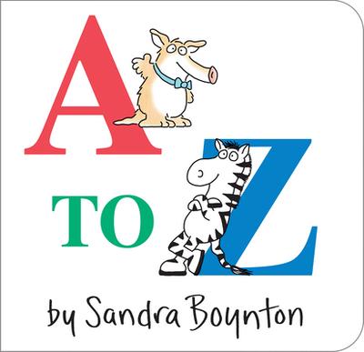 A to Z - Boynton, Sandra
