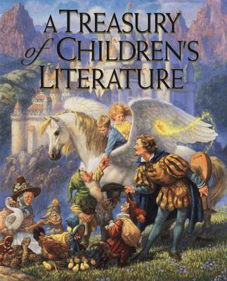 A Treasury of Children's Literature - Eisen, Armand