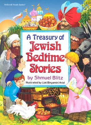 A Treasury of Jewish Bedtime Stories - Blitz, Shmuel
