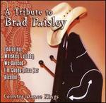 A Tribute to Brad Paisley