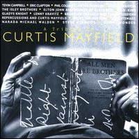 A Tribute to Curtis Mayfield [Warner Bros.] - Various Artists