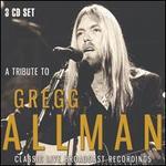 A  Tribute to Gregg Allman