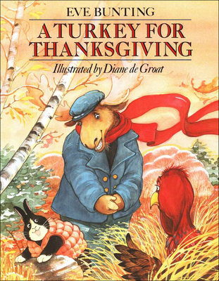 A Turkey for Thanksgiving - Bunting, Eve