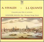 A. Vivaldi, J.J. Quantz: Concertos pour Flûte et orchestra