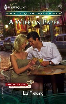 A Wife on Paper - Fielding, Liz