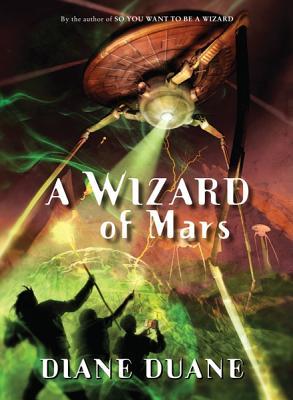A Wizard of Mars - Duane, Diane