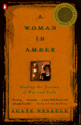"""a report on a lecture by agate nesaule Keynote lecture: professor harish trivedi (university of delhi): translation and  the  working groups' reports and final plenary session 1200  the latvian -american author agate nesaule in her novel """"a woman in amber"""" (1995) talks."""
