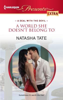 A World She Doesn't Belong to - Tate, Natasha