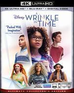 A Wrinkle in Time [4K Ultra HD Blu-ray/Blu-ray]