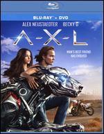 A.X.L. [Blu-ray/DVD]