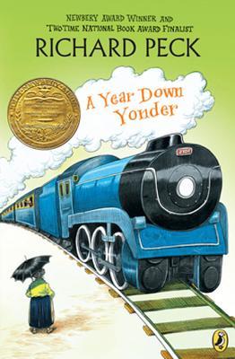 A Year Down Yonder - Peck, Richard