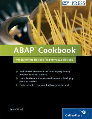 ABAP Cookbook - Wood, J.