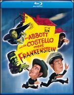 Abbott and Costello Meet Frankenstein [Blu-ray]