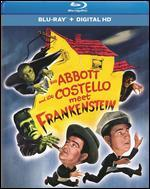 Abbott and Costello Meet Frankenstein [Includes Digital Copy] [UltraViolet] [Blu-ray] - Charles Barton