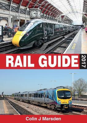 ABC Rail Guide 2017 - Marsden, Colin