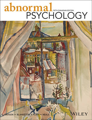 Abnormal Psychology - Davison, Gerald C., and Blankstein, Kirk R., and Flett, Gordon L.