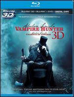 Abraham Lincoln: Vampire Hunter [3D] [Blu-ray/DVD]