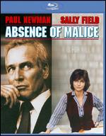 Absence of Malice [Blu-ray] - Sydney Pollack