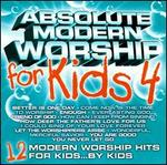 Absolute Modern Worship for Kids, Vol. 4