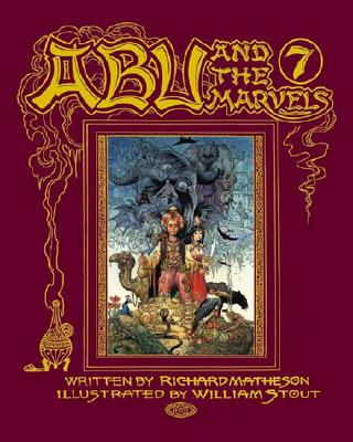Abu and the 7 Marvels - Matheson, Richard