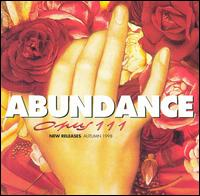 Abundance - Alla Francesca; Concerto Italiano; Evgeni Talisman (piano); Flanders Recorder Quartet; Gemma Bertagnolli (vocals);...