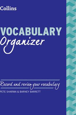 Academic Vocabulary Organizer - Sharma, Pete, and Barrett, Barney