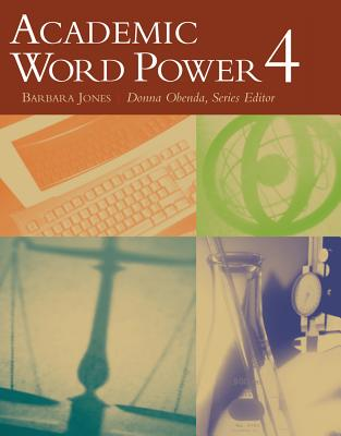 Academic Word Power 4 - Jones, Barbara