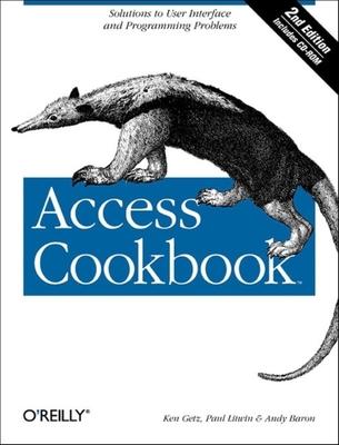Access Cookbook - Getz, Ken