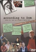 According to Dom - Deren Abram