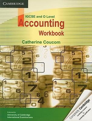 Accounting Workbook IGCSE/O Level - Coucom, Catherine