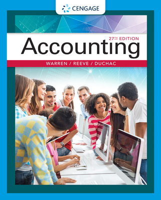 Accounting - Warren, Carl S